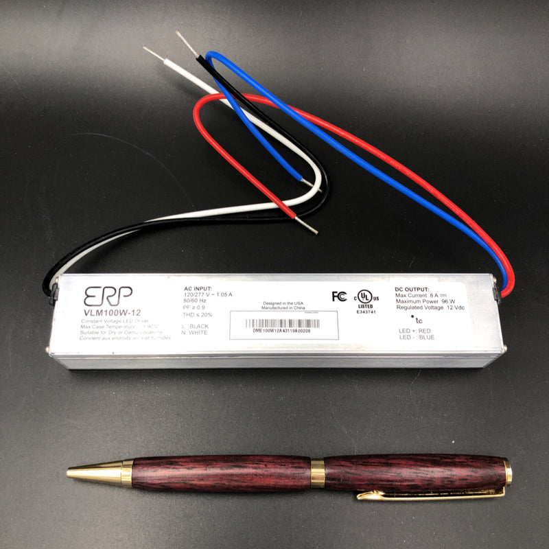 Slimline ERP Small LED Driver~VLM Series Constant Voltage| Wired4Signs USA |