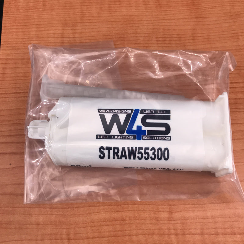 W4S 50ml 2 part Methacrylate (MMA) Including Mixer - Wired4Signs USA