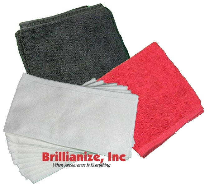 Brillianize - Microfiber Polishing Cloths| Wired4Signs USA |