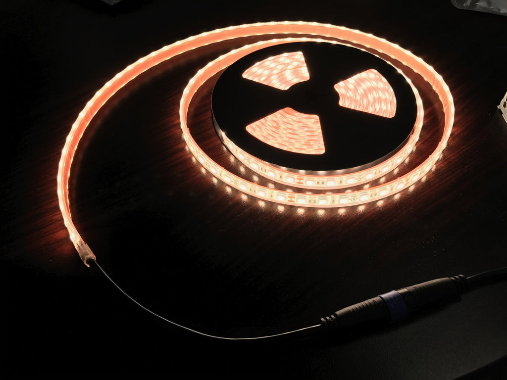 UL High CRI Waterproof LED Strip 14.4w/m 24v 850-1320 LM-Disa Series - Wired4Signs USA