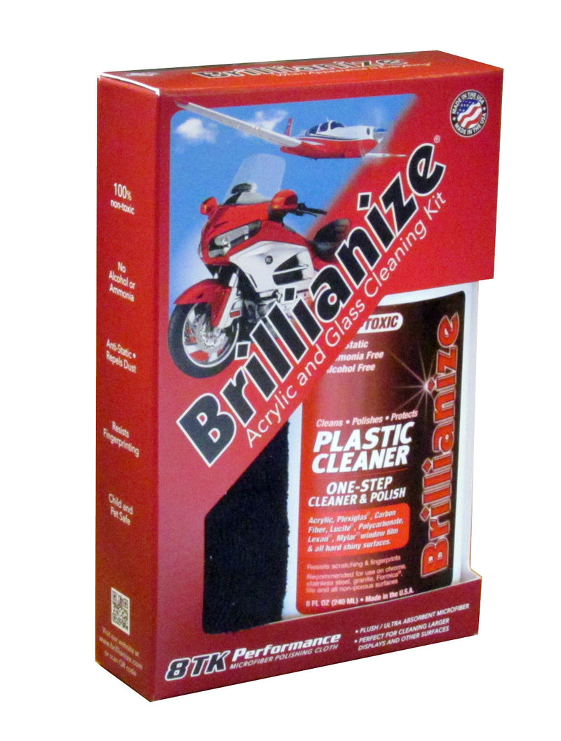 Brillianize - Plastic Cleaning Kits| Wired4Signs USA |