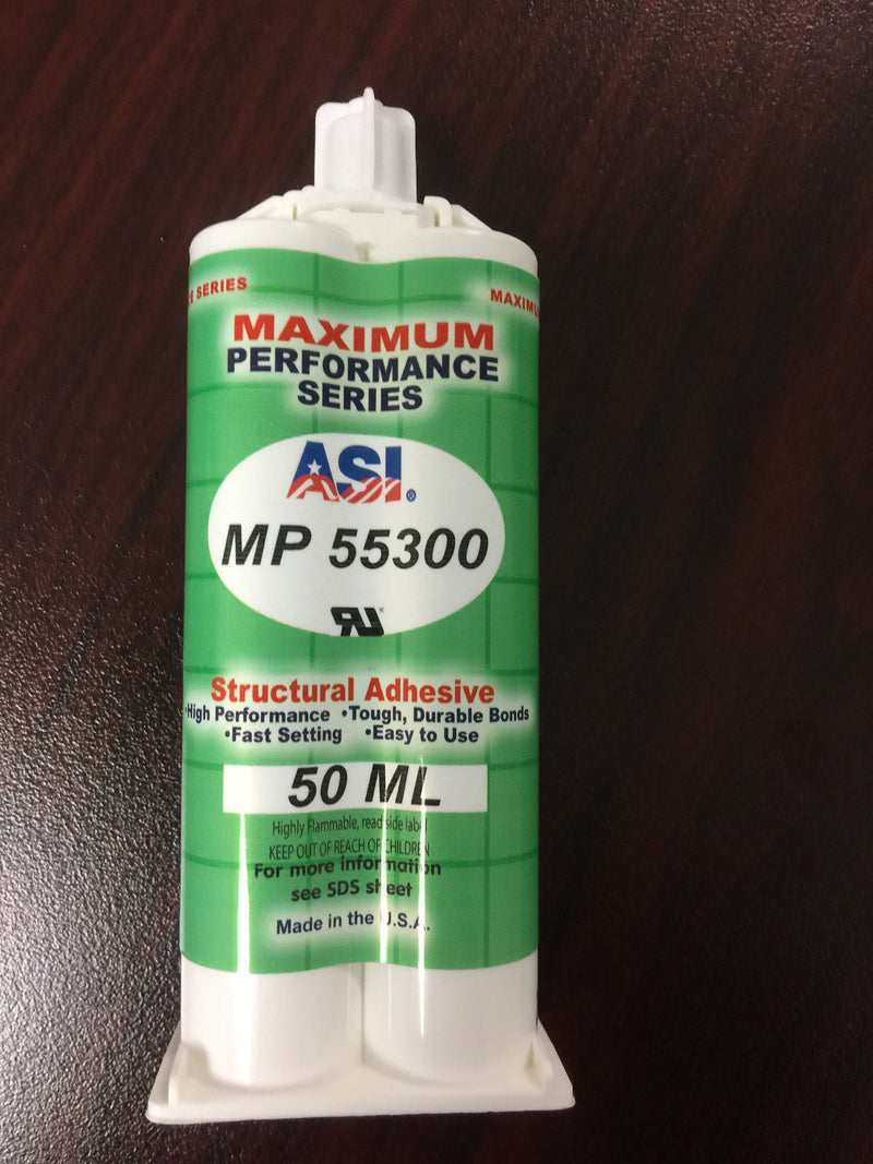 MP55300 Two Part Methacrylate - 50ml - Wired4Signs USA