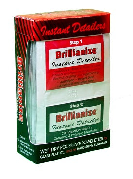 Brillianize - Plastic Cleaning Kits - Wired4Signs USA