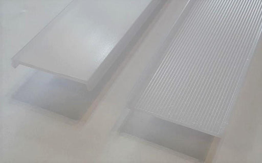 Diffuser for PL, PLA, RPL, RPLA, RPL35 FL, RPL35US, PL35S, PL35D, SPL, SPL35-FL, Alu Ceiling Washer series profiles - Wired4Signs USA