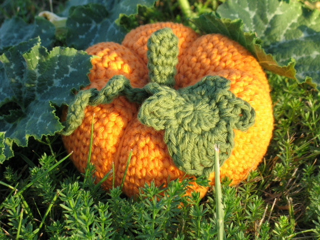 Holiday Inspired Crochet Part 2 - Pumpkin
