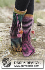 Free DROPS Sock Pattern