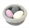 Crochet Basket Pattern by Cotton Pod