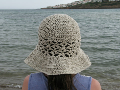 Drops Mara sun hat, blog post by Cotton Pod