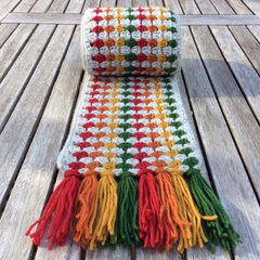 Super Granny Scarf by Cotton pod