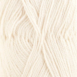 DROPS Baby Alpaca Silk 1100 off white ~ yarn ~ buy from Cotton Pod Ramsbottom Bury UK