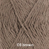 Buy DROPS Belle 05 brown from Cotton Pod UK