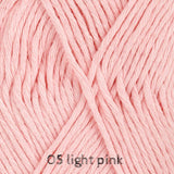Buy DROPS Cotton Light 05 light pink from Cotton Pod