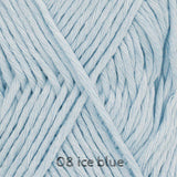 Buy DROPS Cotton Light 08 ice blue from Cotton Pod