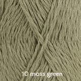 Buy DROPS Belle 10 moss green from Cotton Pod UK