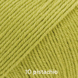 DROPS Cotton Merino 10 pistachio ~ buy from Cotton Pod