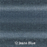 DROPS Big Merino 12 Jeans Blue ~ buy from www.cottonpod.co.uk