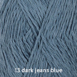 Buy DROPS Belle 13 dark jeans blue from Cotton Pod UK