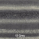 Buy DROPS Big Merino 13 Grey from www.cottonpod.co.uk