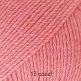 DROPS Cotton Merino 13 coral ~ buy at Cotton Pod