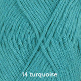 Buy DROPS Cotton Light 14 turquoise from Cotton Pod