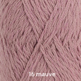 Buy DROPS Belle 16 mauve from Cotton Pod UK