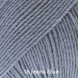 Buy DROPS Cotton Merino 16 jeans blue at Cotton Pod