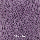 Buy DROPS Belle 18 violet from Cotton Pod UK
