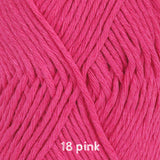 Buy DROPS Cotton Light 18 pink from Cotton Pod