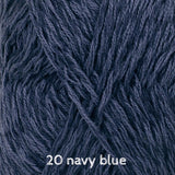Buy DROPS Belle 20 navy blue from Cotton Pod UK