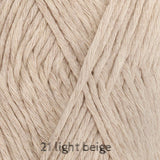 Buy DROPS Cotton Light 21 light beige from Cotton Pod