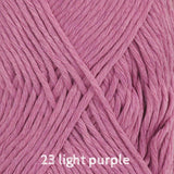 Buy DROPS Cotton Light 23 light purple from Cotton Pod