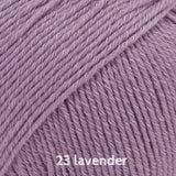 DROPS Cotton Merino 23 lavender ~ buy at Cotton Pod