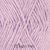 Buy DROPS Cotton Light 25 light lilac from Cotton Pod