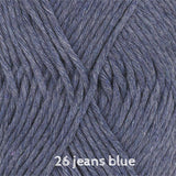 Buy DROPS Cotton Light 26 jeans blue from Cotton Pod