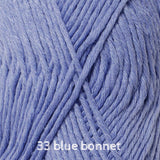 Buy DROPS Cotton Light 33 blue bonnet from Cotton Pod