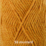 Buy DROPS Alaska 58 mustard from www.cottonpod.co.uk
