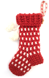 COTTON POD Crochet Kit ~ Blitzen (Red)