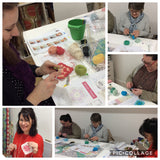 Learn to Crochet with Cotton Pod at Stitch Studio Ramsbottom Bury Greater Manchester