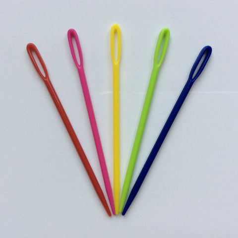 Buy Plastic Wool Needle from Cotton Pod