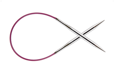 Buy Knit Pro Nova Fixed circular needles (great for sock knitting) from Cotton Pod UK