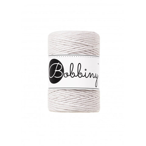 Buy 1.5mm Bobbiny Macrame Rope form Cotton Pod UK moonlight