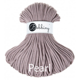 Buy Bobbiny 5mm Braided Cord from Cotton Pod UK Pearl
