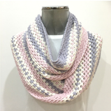 Buy Cut the mustard infinity scarf crochet kit from Cotton Pod UK