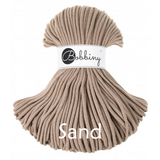 Buy Bobbiny 5mm Braided Cord from Cotton Pod UK  Sand