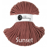 Buy Bobbiny 5mm Braided Cord from Cotton Pod UK  Sunset