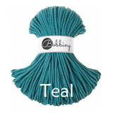 Buy Bobbiny 5mm Cord from Cotton Pod UK  Teal