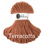 Buy Bobbiny 5mm Braided Cord from Cotton Pod UK Terracotta