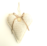 COTTON POD Classic Heart - Crochet Pattern (PDF download)