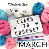 Learn to Crochet with Cotton Pod in Bury Greater Manchester
