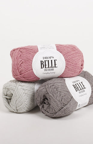 Buy DROPS Belle from Cotton Pod UK